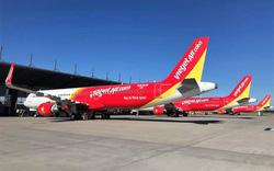 Mở rộng đường bay quốc tế, doanh thu của Vietjet tăng mạnh