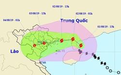 Từ Bắc Bộ đến Thanh Hóa đối mặt mưa lớn, lũ quét và ngập úng