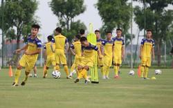 19 cầu thủ được triệu tập cho đợt tập trung ngắn hạn lần 2 của U22 Việt Nam