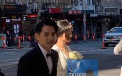 Lộ ảnh cưới của Đông Nhi và Ông Cao Thắng
