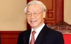 Lãnh đạo Đảng, Nhà nước gửi Điện mừng Quốc khánh Hàn Quốc