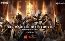 Game Liên quân Mobile chính thức góp mặt tại SEA Games 30