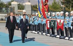 Ukraine vươn tay sang Thổ Nhĩ Kỳ: Nước cờ
