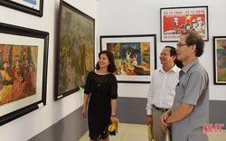 Giới thiệu hơn 150 tác phẩm mỹ thuật tiêu biểu khu vực Bắc miền Trung