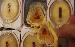 Bắt giữ hơn 4.000 chiếc bánh trung thu trứng chảy nhập lậu từ Trung Quốc