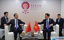 Phó Thủ tướng Phạm Bình Minh gặp Bộ trưởng Ngoại giao Trung Quốc