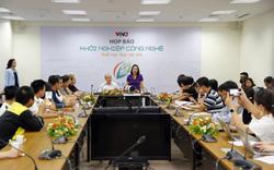 Lần đầu có cuộc thi trên VTV về ứng dụng công nghệ di động
