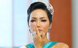 Hoa hậu H'Hen Niê nói gì khi bị nhận xét