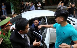 An ninh thắt chặt trước phiên tòa xử cựu viện phó Viện kiểm sát nhân dân TP Đà Nẵng