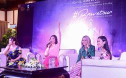 Hoa hậu H'Hen Niê và Á hậu Lệ Hằng về Đà Nẵng tìm kiếm ứng viên tiềm năng cho Hoa hậu Hoàn vũ Việt Nam 2019