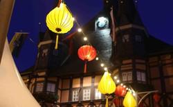 Đèn lồng Hội An rực rỡ tại Wernigerode, CHLB Đức