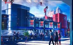 Khu giải trí thế giới siêu anh hùng Avengers của Disney đã công bố ngày mở cửa