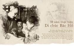 Hà Nội tổ chức lễ kỷ niệm 50 năm thực hiện Di chúc của Chủ tịch Hồ Chí Minh và 50 năm Ngày mất của Người