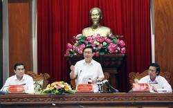 Phó Thủ tướng Vương Đình Huệ làm việc tại tỉnh Tiền Giang