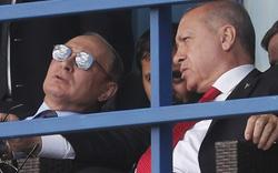 Tiêm kích tối tân Nga được ông Putin chào mời với Thổ giữa lúc căng thẳng với Mỹ
