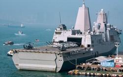 Trung Quốc tung tín hiệu căng thẳng mới tới tàu chiến Mỹ