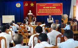 Hội nghị tập huấn Tuyên truyền, phổ biến pháp luật về công tác văn hóa dân tộc tại Cà Mau