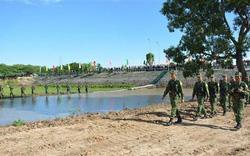 Khánh thành Nhà văn hóa hữu nghị biên giới Việt Nam-Campuchia