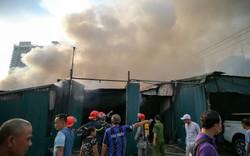 Cổ phiếu của Bóng đèn Rạng Đông giảm sàn sau vụ cháy tối qua