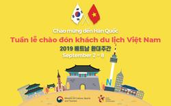 Hàn Quốc tổ chức Tuần lễ chào đón khách du lịch Việt Nam