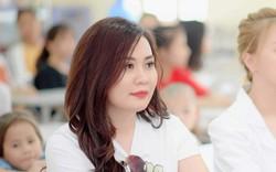 Diễn viên, doanh nhân Phan Kim Oanh giản dị trong chặng đường thiện nguyện