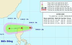 Bão số 4 vừa qua, một áp thấp nhiệt đới mới lại đang hướng vào Biển Đông
