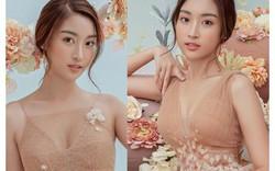 Hoa hậu Đỗ Mỹ Linh gợi cảm hơn sau tin đồn yêu thiếu gia