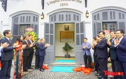 Ghé thăm nơi lưu giữ nhiều tư liệu quý về Bệnh viện Tây y đầu tiên của Việt Nam