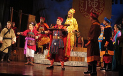 Nhiều hoạt động ý nghĩa kỷ niệm 60 năm ngày truyền thống Nhà hát Tuồng Việt Nam