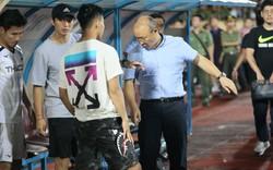 HLV CLB Hoàng Anh Gia Lai lí giải việc không cho Tuấn Anh vào sân