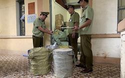 Bắt 116 kg nguyên liệu trân châu trà sữa không rõ nguồn gốc