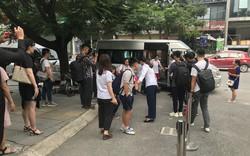 Xe bus đưa đón học sinh của trường Gateway khiến học sinh tử vong hoạt động không phép