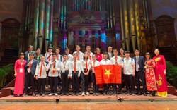 Việt Nam lọt top 5 đội mạnh nhất thế giới tại Cuộc thi Toán học Trẻ Quốc tế IMC 2019