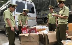 Lạng Sơn: Thu giữ trên 1.400 cái bánh dẻo và bánh ngọt nhập lậu từ Trung Quốc