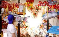 Bộ sưu tập đồ chơi truyền thống gắn liền với Tết Trung thu