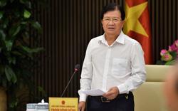 Phó Thủ tướng Trịnh Đình Dũng: Khắc phục thất thoát, lãng phí, tài nguyên đất