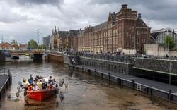 Thích thú trải nghiệm tour du lịch câu rác tại Hà Lan