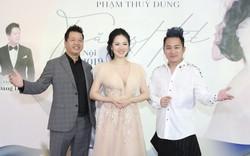 Á quân Sao Mai 2013 Phạm Thùy Dung đánh dấu sự trở lại sân khấu với live-concert đầu tiên cùng Đăng Dương và Tùng Dương