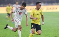 Ngược dòng trên sân khách, ĐT UAE cướp trọn 3 điểm từ tay ĐT Malaysia