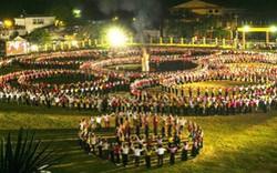 Sẽ trình diễn màn đại Xoè lớn nhất thế giới tại Lễ hội văn hoá du lịch Mường Lò