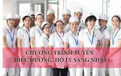 Tuyển chọn 240 ứng viên điều dưỡng, hộ lý khóa 8 năm 2019 sang làm việc tại Nhật