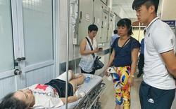 Công an Hà Nội vào cuộc vụ bắn pháo sáng tại sân Hàng Đẫy