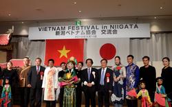 Lễ hội Việt Nam tại Niigata 2019