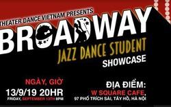 Biên đạo múa đến từ Mỹ chia sẻ về nhảy jazz tại Hà Nội