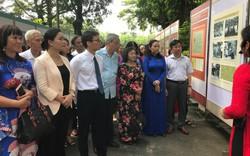 200 hình ảnh về quá trình 50 năm bảo tồn và phát huy giá trị Khu di tích Chủ tịch Hồ Chí Minh tại Phủ Chủ tịch