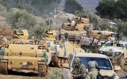 Dưới sức ép Thổ, đồn đoán Mỹ vội đưa quân tới Syria