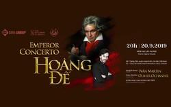 Nghệ sĩ piano nổi tiếng Iván Martin sẽ mở đầu mùa diễn mới của Dàn nhạc Giao hưởng Mặt Trời