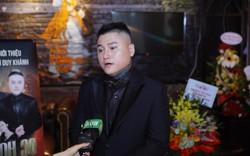 Vũ Duy Khánh nghẹn ngào khi nhắc lại chuyện bị khán giả ví ngủ giống con lợn
