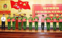 Phó Thủ tướng Trịnh Đình Dũng làm việc với Công an tỉnh Quảng Bình