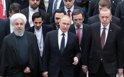 Nga, Thổ, Iran